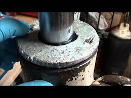 bobcat hydraulic cylinder repair youtube