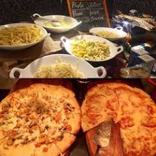 Pizza And Pasta Buffet by Savor The Special Lobster Thermidor Created By Chef Twedi Martatna