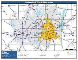 Ft Worth Map Maps City Of Dallas Office Of Economic Development