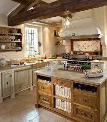 cuisine provence provençal style kitchens woods jc pez in vaucluse