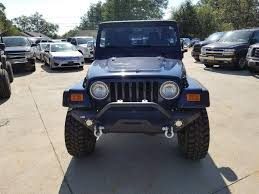 blue jeep 2 door blue jeep wrangler in georgia for sale used cars on buysellsearch