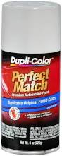 How To Get A Paint Chip For Color Matching Amazon Com Dupli Color Bfm0229 Oxford White Ford Exact Match