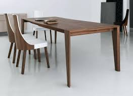 Expandable Dining Room Tables Extendable Modern Dining Table U2013 Rhawker Design