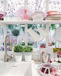 cozinha romântica com jeito da casa de vó kitchens interiors
