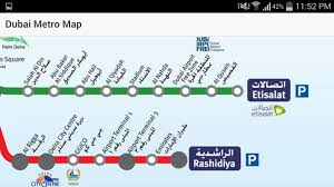 Subway Station Map by Dubai Metro Map Android Apps On Google Play