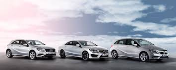 new engine choices for mercedes a b and cla class