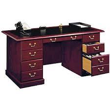 Sauder Executive Office Desks Sauder Heritage Hill Executive Desk Classic Cherry Walmart