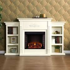 stand with fireplace inch electric free standing mantle built in