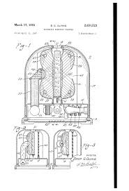 Sunbeam 2 Slice Toaster Patent Us2631523 Automatic Electric Toaster Google Patents