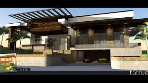 sketchup architectural visualization demo reel youtube