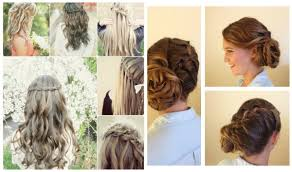 exclusive 3 quick and easy hairstyles for modish bridesmaids
