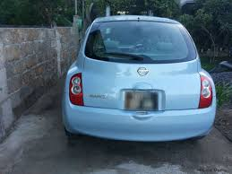 used nissan march ak 12 2006 march ak 12 for sale port louis