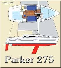parker 275 archive details yachtsnet ltd online uk yacht