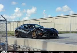 Ferrari F12 Matte Grey - black ferrari f12 berlinetta adv05 m v2 cs series wheels 21x9
