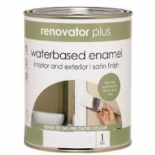 enamel paint paint the warehouse
