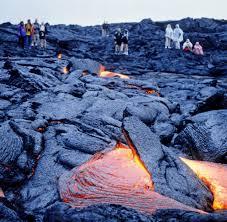 aktuelle vulkanausbrüche hawaii explosives schauspiel die vulkane auf big island welt
