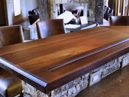 Basement Bar Countertop Ideas Baby Nursery Picturesque Best Rustic Wood Bar Tops Home Wooden Uk