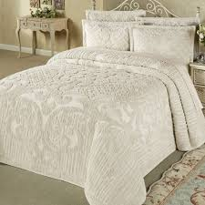 White Wrought Iron King Size Headboards by Bedroom King Size Bedspreads For Comfortable Bed Design Ideas