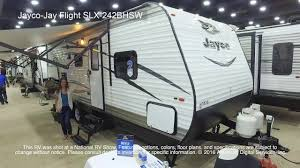 new 2017 jayco jay flight slx 242bhsw travel trailer at jolley