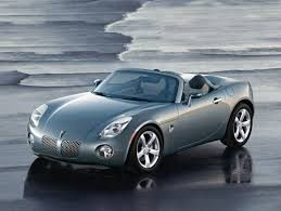 gm solstice convertible pontiac g6 saab 9 2x chevy corvette 2005
