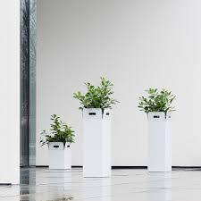 flora box contemporary planter modern german quality u0026 design