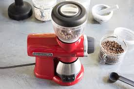 Kitchenaid Burr Coffee Grinder Review Global Kitchen Series 5 Unique Coffee Styles The Kitchenthusiast