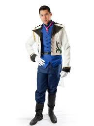 Frozen Costume Prince Hans Frozen Costumecreative Costumes