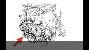 kia service manual 2008 kia optima lx changing a timing belt and water pump on a 2008 kia rio lx g4ee