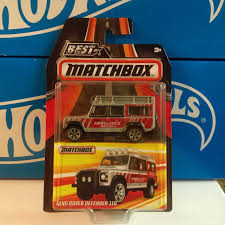 matchbox land rover defender 110 2016 matchbox land rover defender 110 best of matchbox series 1