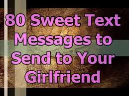 80 sweet text messages to send to your