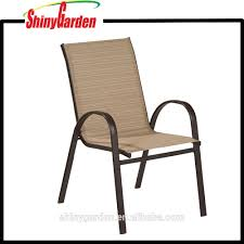 Stackable Sling Chairs Metal Sling Chair Metal Sling Chair Suppliers And Manufacturers
