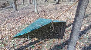 bushcraft shelters survival sherpa