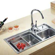 New Kitchen Sink Cost Stylish Kitchen Sink Model Kitchen Design And Appliances