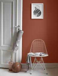 inspiration rose pêche rose saumon pink wall paints pink walls