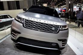 range rover land rover 2018 2018 land rover range rover velar review photo gallery news