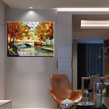 handmade abstract butterfly picture home decor oil painting on