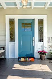 Colonial Front Porch Designs Best 25 Teal Front Doors Ideas On Pinterest Teal Door Painting