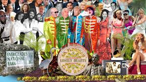 remaking the beatles u0027 sgt pepper album cover south florida style
