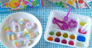 how to make kracie popin u0027 cookin u0027 diy oekaki gummy land kit