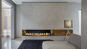 linear gas fires linefires modus fireplaces