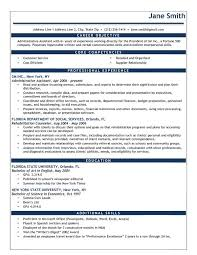 Two Years Experience Resume How To Write A Career Objective On A Resume Resume Genius