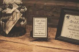 wedding gift table ideas wedding gift table sign wording imbusy for