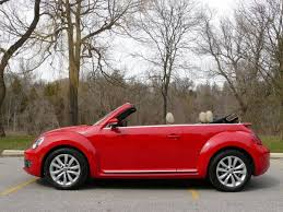 volkswagen beetle red convertible you can go in under 10 seconds with this beetle the