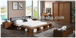 bookcase bedroom set contemporary wooden bedroom set morden bookcase bed w under bed
