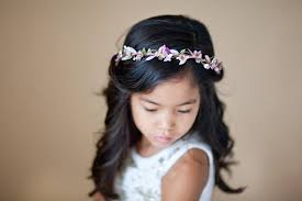 flowergirl hair 16 flower girl hair accessories they re just not to