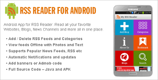 rss reader android android rss reader by wpnova codecanyon