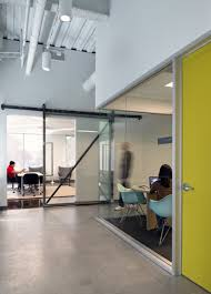 glass wall offices meeting rooms interior design ideas