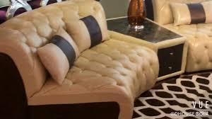 chesterfield style fabric sofa 2017 italian tufted design chesterfield half round corner beige