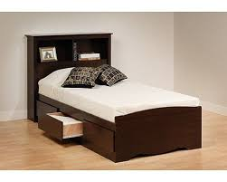 Build Wood Twin Bed Frame by Best 25 Twin Size Bed Frame Ideas Only On Pinterest Kids Full