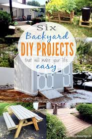 diy home projects backyard ideas the th avenue picture on